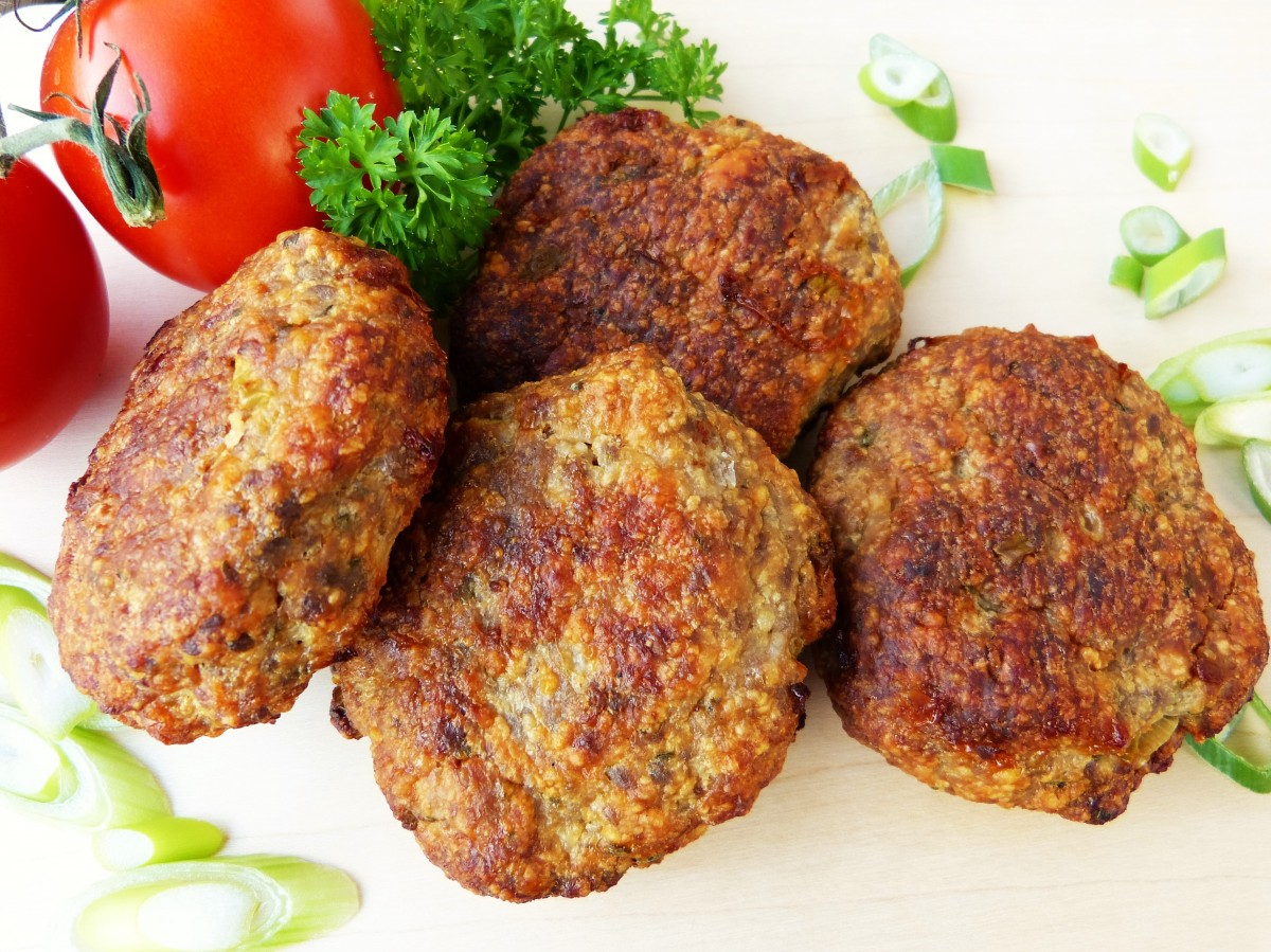 Kofta is erg paleo